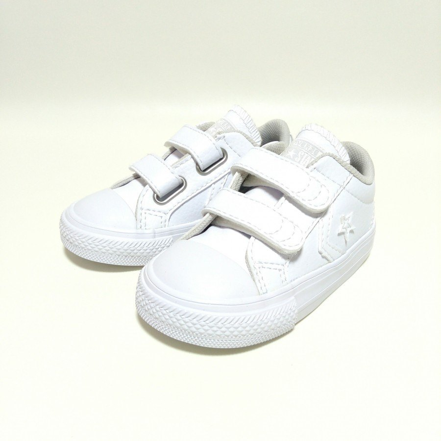 converse all star niño blancas