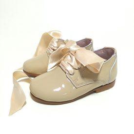 zapato unisex charol