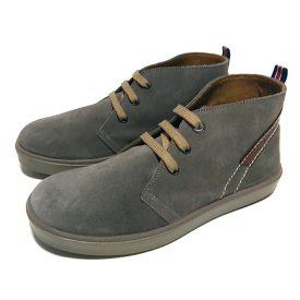 botin gris titanitos niño zapatines