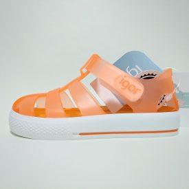 Igor Star TR.Naranja Fluor Velcro