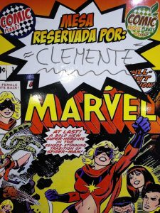 marvel clemente zapatines