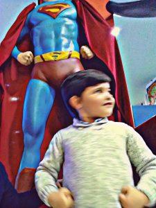 superman zapatines