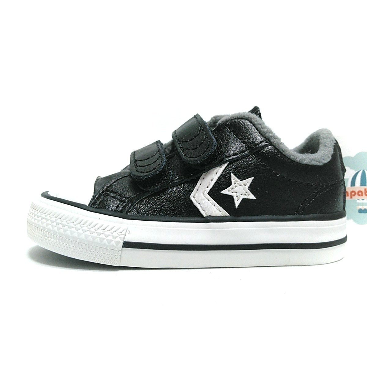 converse all star negras piel