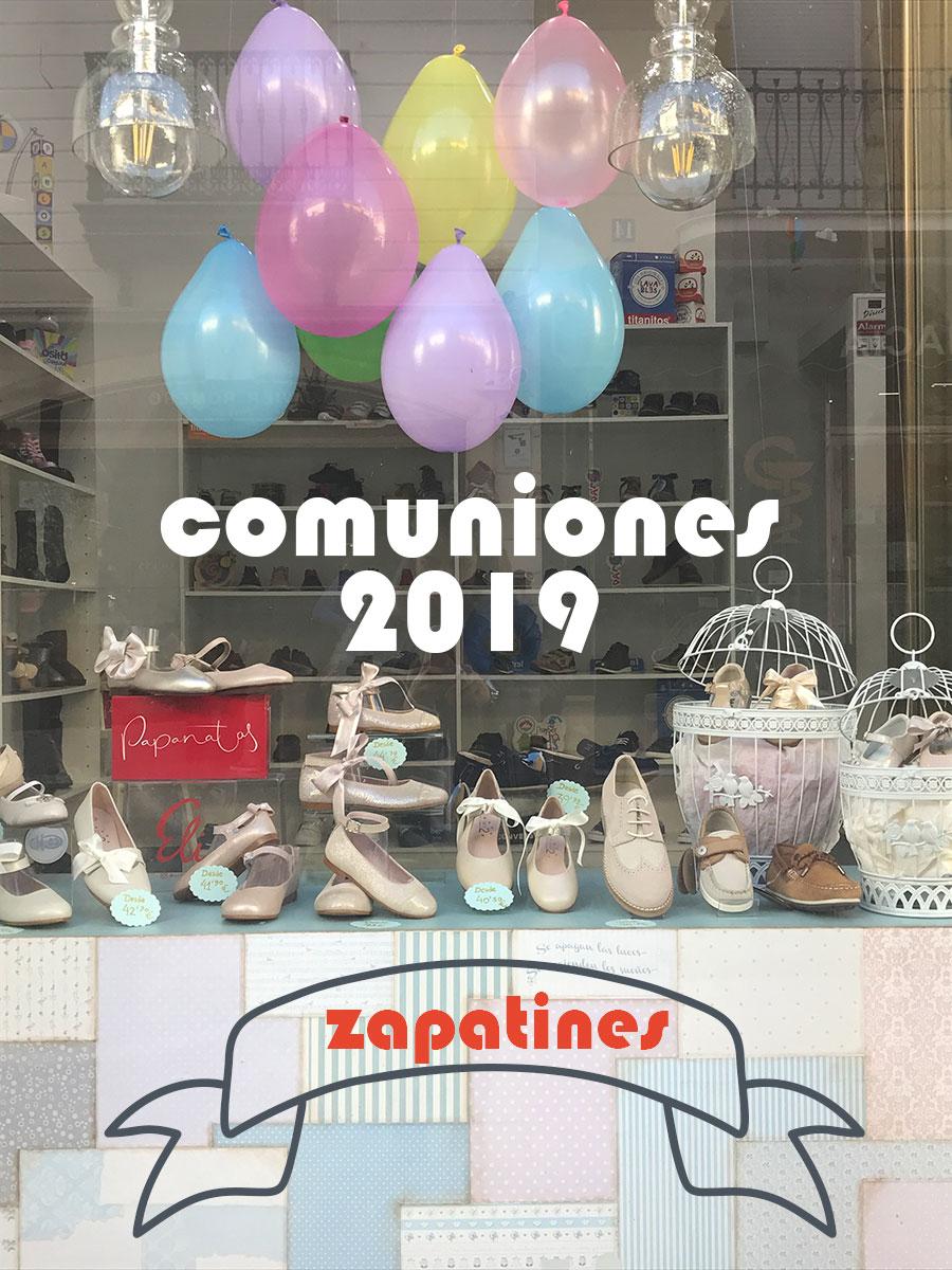 comuniones 2019 zapatos