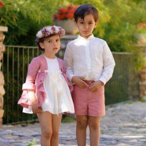 zapatos niños boda