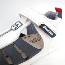 Sandalia Stabilizer Blanco Marino