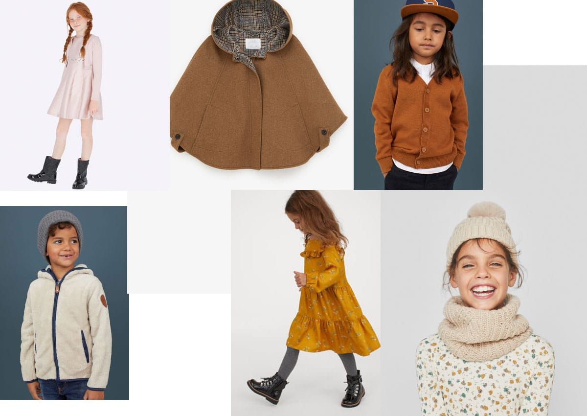 moda infantil 2019