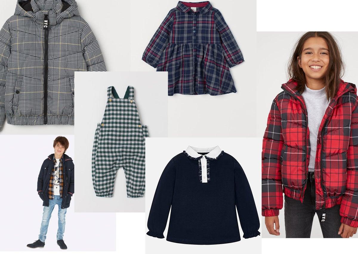 ropa de niño tendancias