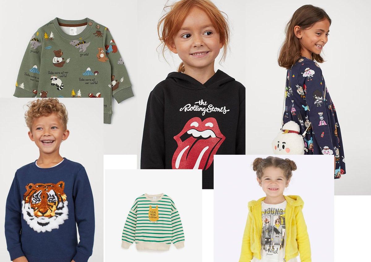 tendencias niños otoño 2019