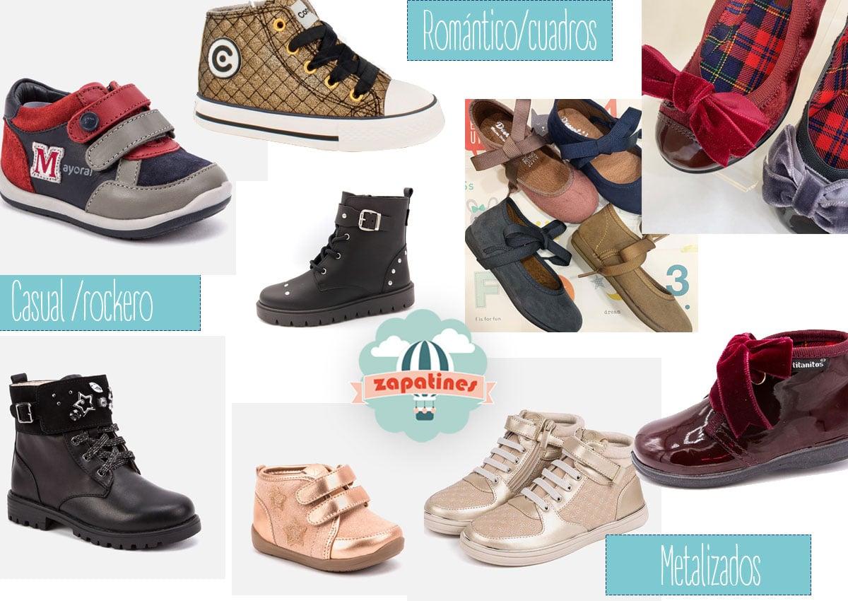 calzadoo infantil tendencias