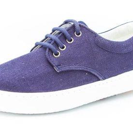 zapatillas de tela para vestir