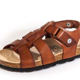 sandalias abiertas para niño