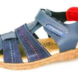 Sandalias de Niño titanitos